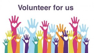 volunteer for us