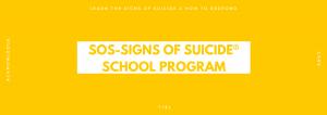 SOS Program Banner