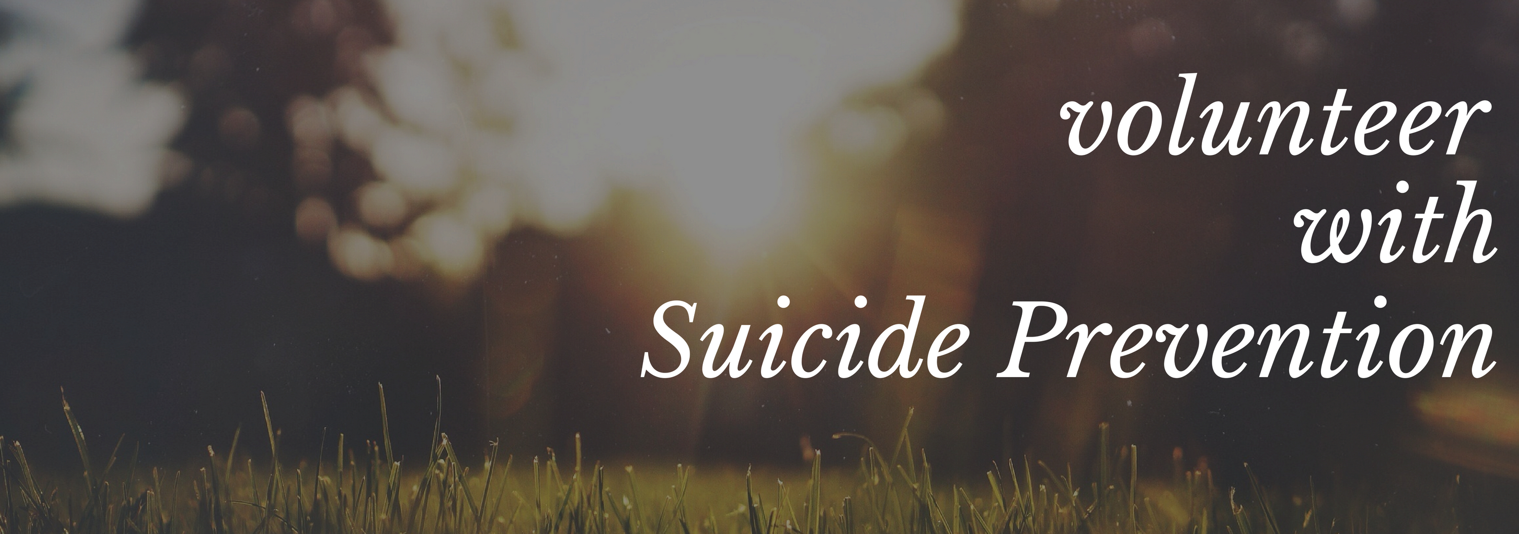 SPYC – Suicide Prevention of Yolo County